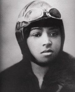 Bessie Coleman, 1921