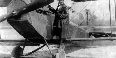 Bessie Coleman, la prima donna nera a volare