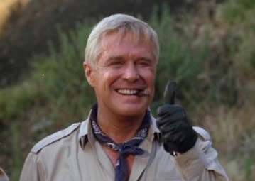 "Hannibal Smith, A-Team: ""Adoro i piani ben riusciti""."