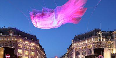 Janet Echelman: il potere dell'immaginazione